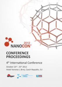 Conference Proceedings                     - NANOCON 2012