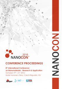 Conference Proceedings                     - NANOCON 2016