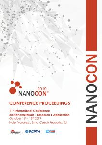 Conference Proceedings                     - NANOCON 2019
