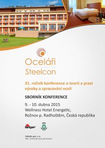 Conference Proceedings                     - OCELÁŘI 2015