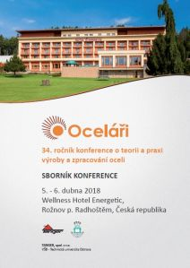 Conference Proceedings                     - OCELÁŘI 2018